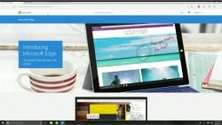 El sucesor del Internet Explorer será llamado Edge