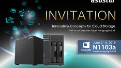 Los nuevos productos NAS que ASUSTOR llevará al Computex 2015