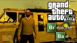 ¡Revive los mejores momentos de Breaking Bad en el GTA V!