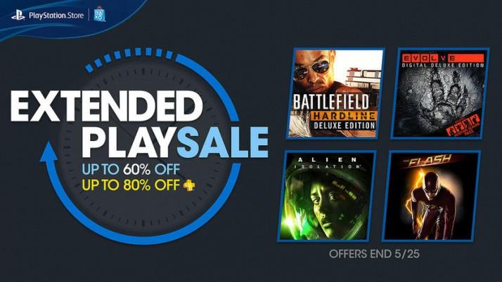 PlayStation lanza ofertas de hasta 80% en sus DLC