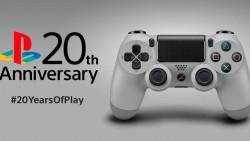 Sony lanzará un mando 20º aniversario para la PS4