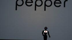 Pepper, el robot japonés que reconoce emociones humanas