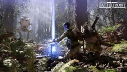 5 minutos de Star Wars: Battlefront: ¿qué pudimos ver?