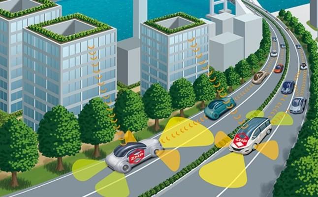 Japón presenta los primeros taxis robots sin conductor