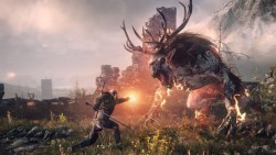 The Witcher 3: Wild Hunt no termina de carburar en Xbox One