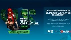 Concurso Versus Cosplay League of Legends 2015