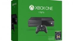 Microsoft presenta oficialmente la Xbox One de 1 TB