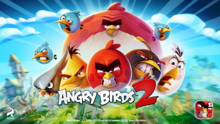 Angry Birds 2 ya disponible – Enlaces de descarga