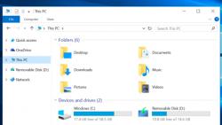 """Cómo borrar carpetas de """"Este PC"""" en Windows 10"""