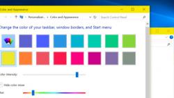 Aprende a cambiar el color de las barras de título en Windows 10 – Guía