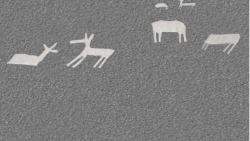 Investigadores descubren 24 nuevos geoglifos en el desierto de Nazca