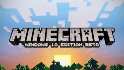 Minecraft llevará los logros de la Xbox One a su Windows 10 Edition
