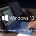 ¿Cómo preparar tu ordenador para actualizar a Windows 10 paso a paso?