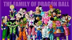 ¿Conoces a las familias de Dragon Ball? – Fotografías de todas ellas