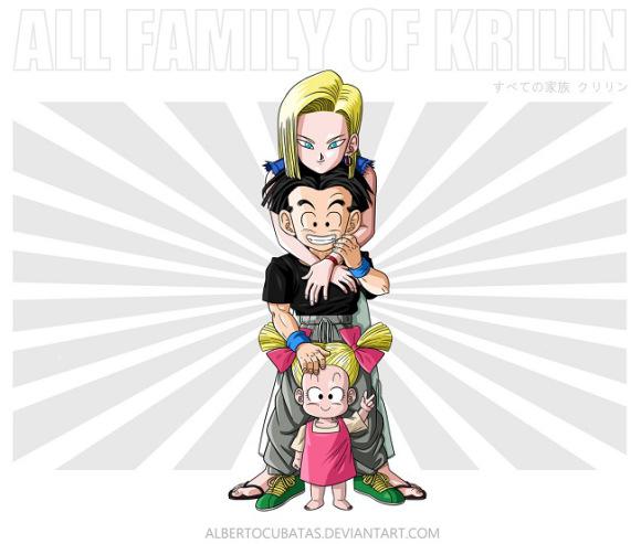 Familias Dragon Ball 4