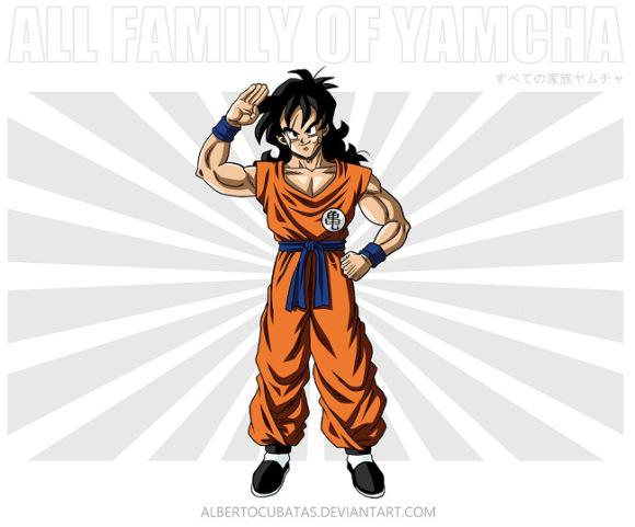 Familias Dragon Ball 5