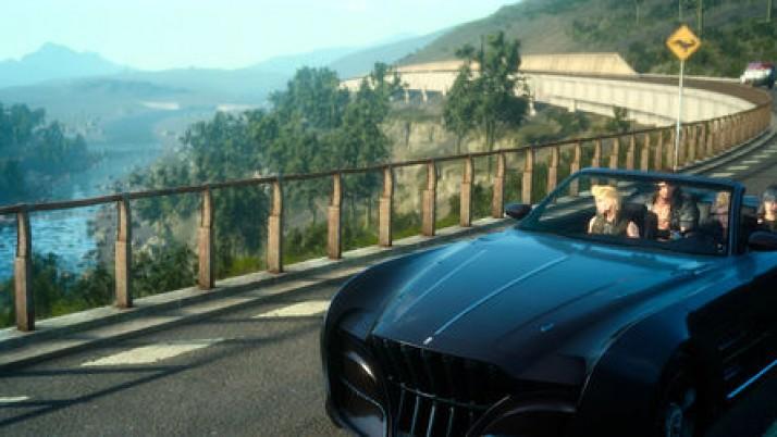 Final Fantasy XV será lanzado en simultáneo en todo el mundo