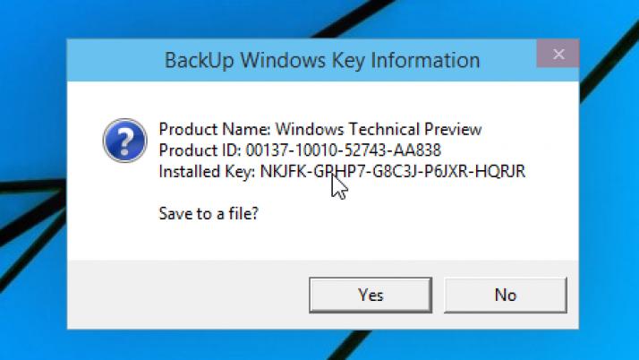 Clave de activación en Windows 10 – Todo lo que debes saber