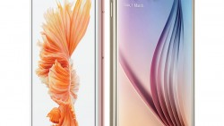 Apple iPhone 6s vs Samsung Galaxy S6 – Comparación definitiva