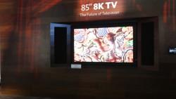 Sharp presenta sus nuevos y espectaculares TVs 8K