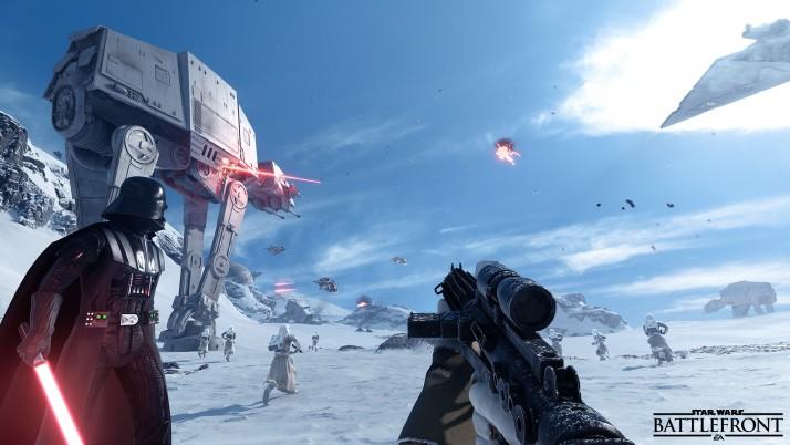¡La beta de Star Wars Battlefront se vuelve realidad!