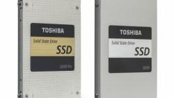 Toshiba introduce dos nuevos SSDs: Q300 y Q300 Pro