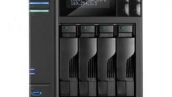 ASUSTOR se siente orgulloso de ser los primeros en implementar Intel Celeron Braswell a su NAS AS6204T