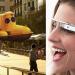 Google patenta los hologramas, probablemente para las Google Glass