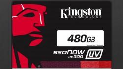 Kingston lanza su nueva línea de unidades sólidas SSDNow UV300