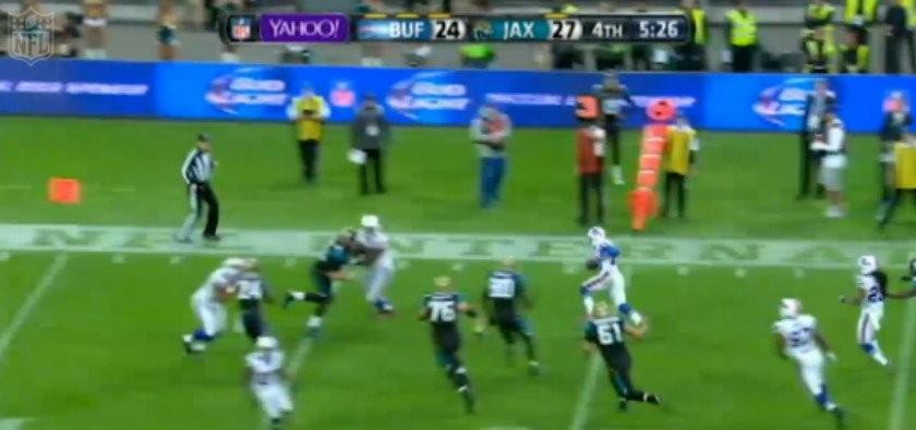 El primer partido de NFL por streaming alcanza 33 millones de visitas