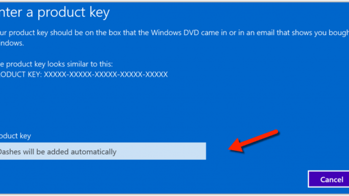 Activación y Product Key de Windows 10, todo lo que debes saber