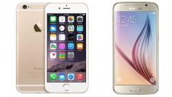 iPhone 6s vs Samsung Galaxy S6, la comparación definitiva