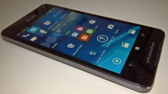 """El Lumia 650 de Microsoft podría ser """"el último Lumia"""""""