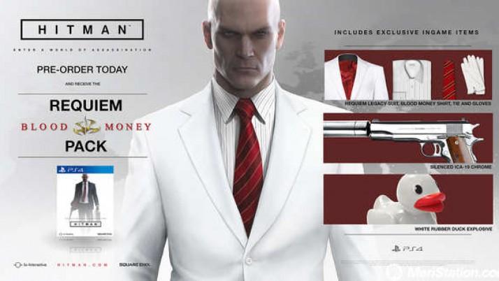 La beta de Hitman llega a PS4 la semana que viene
