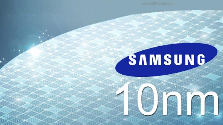 Samsung ofrece más información sobre sus chips de 10 nanómetros