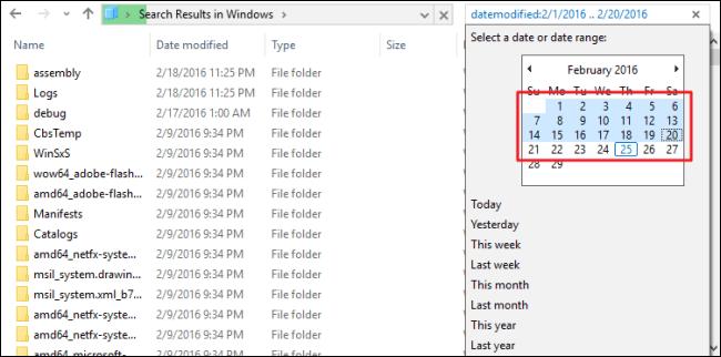 Windows 10 buscar archivos 4