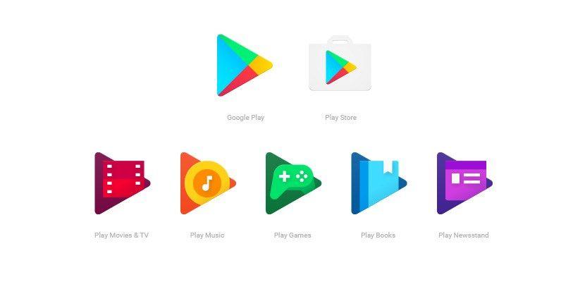 Aplicaciones Google Play 2
