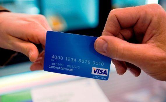 PayPal Visa pagos móviles