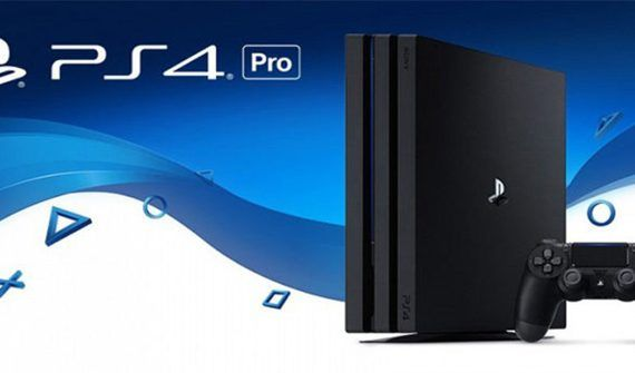 PlayStation 4 Pro AMD Polaris