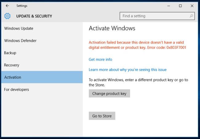 Todas las formas en que puedes obtener windows 10 gratis for Window 10 product key