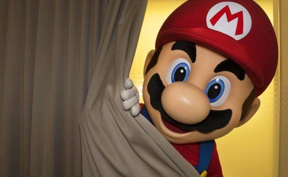 Tráiler Nintendo NX