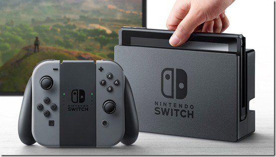 Capcom Nintendo Switch