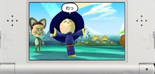 Miitopia Nintendo 3DS