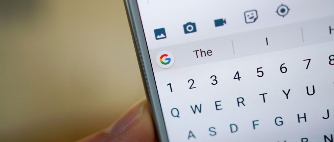 GBoard teclado Android