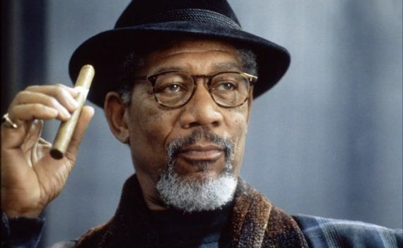 Morgan Freeman Jarvis