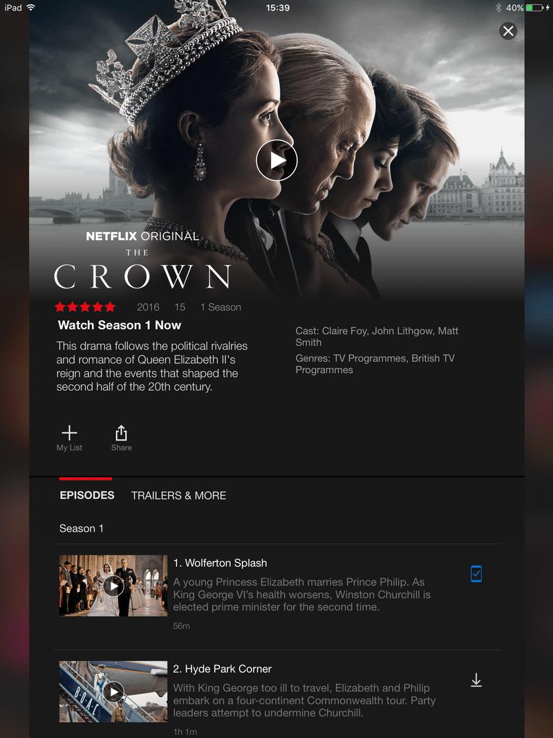 Como descargar y ver contenido de Netflix Offline - islaBit