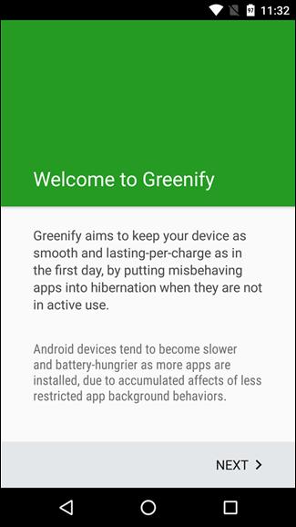 Greenify 20