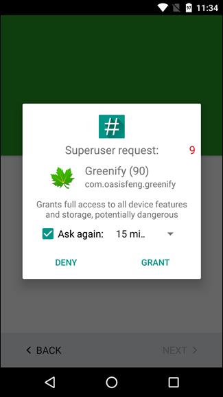 Greenify 22