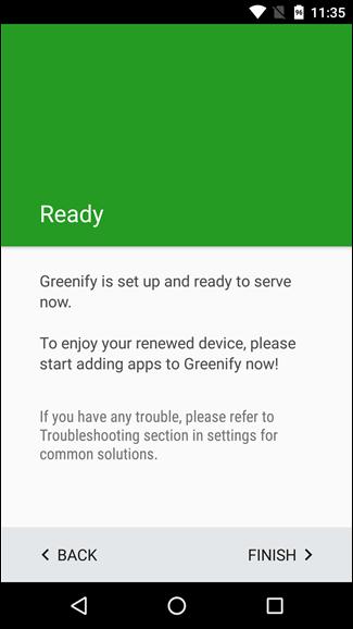 Greenify 25