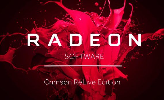 AMD Radeon Software Crimson ReLive Edition 17.1.1